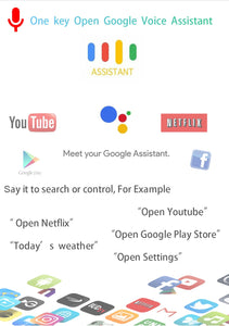 Android 9.0 4G 64G TV BOX 6K Youtube Google Assistant