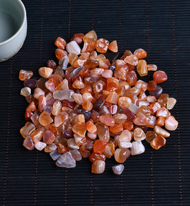 50g Natural Quartz Stones | Crystal mini rock mineral Specimen | Aquarium Stone Home decoration Craft