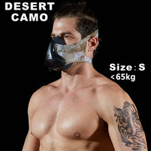 Load image into Gallery viewer, Fitness Sports Mask For Workout | Endurance Mask For Fitness Training