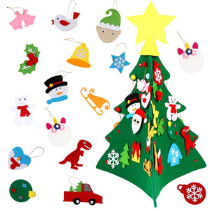New Year Gifts | Christmas Tree Decorations | New Year's Door Wall Hanging Ornaments