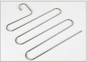 Multi-functional S-type Stainless Steel Hanger