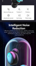 Load image into Gallery viewer, Waterproof Wireless Bluetooth Earphones With Microphone and Charging Box For iOS Android
