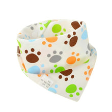 Load image into Gallery viewer, Baby Cotton Bandana Bibs