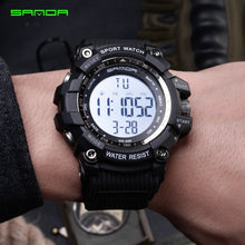Load image into Gallery viewer, Men's Casual Luxury Brand Military Watch