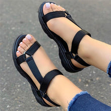 Load image into Gallery viewer, Sarairis Multi Colors Casual Shoes | Comfortable Female Sandals