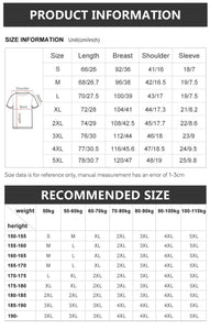 Hydrophobic Stain Proof Waterproof Tee-Shirt for Men