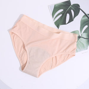 Menstrual Period Four Layer Bamboo Fibre Leak-Proof Panties