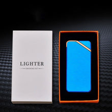 Load image into Gallery viewer, New Double Plasma  Windproof Electric Arc Cigarette Lighter