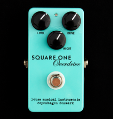 Reuss Square One Overdrive (pre-order)