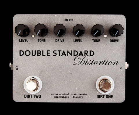 Reuss Double Standard Distortion (pre-order) SALE