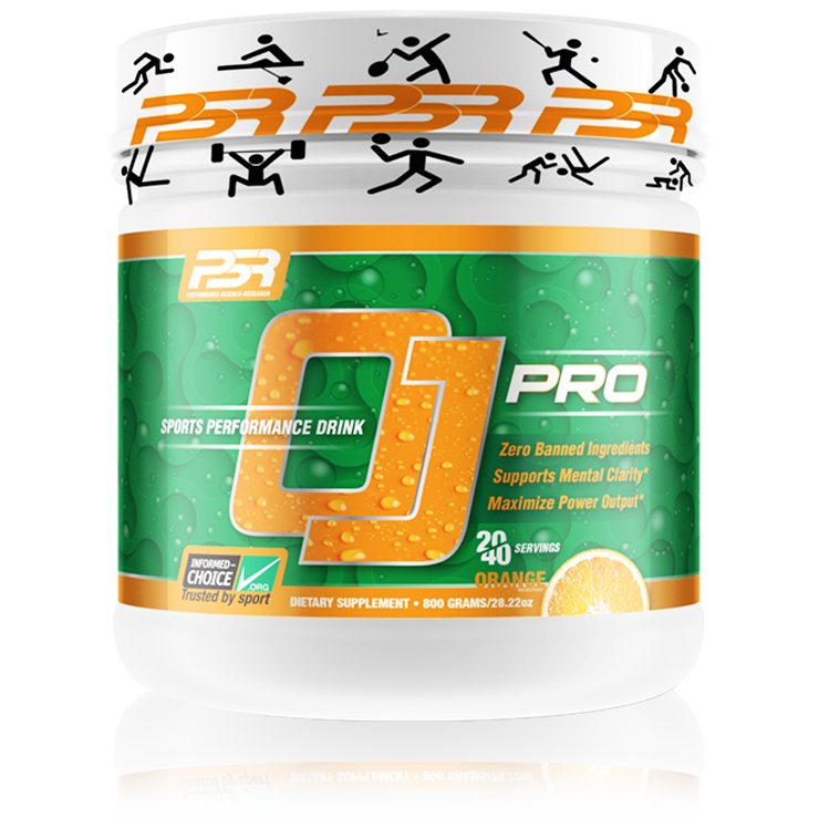 OJ Pro Pre-Performance Sports Drink