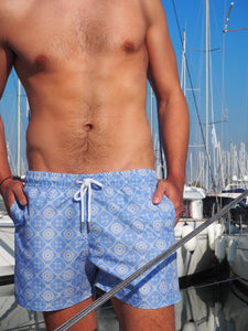 Majorelle swim shorts