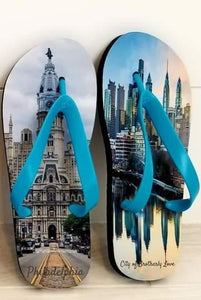 Philadelphia City Feet