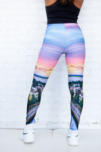 The Charleston Yoga Leggings for Women