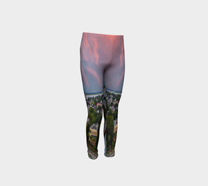 The Charleston Classic Youth Leggings for Ages 4-5