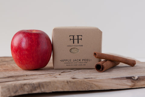 Soap- Apple Jack Peel