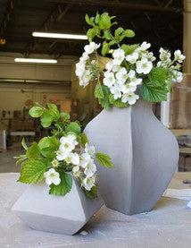 Open Saturday May 13 | Slab Built Vase Project