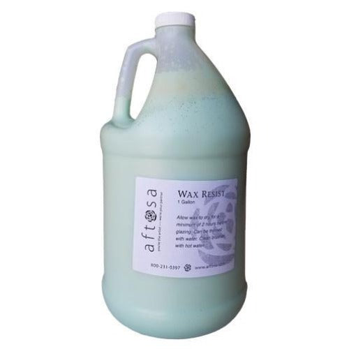 Aftosa Wax Resist Gallon