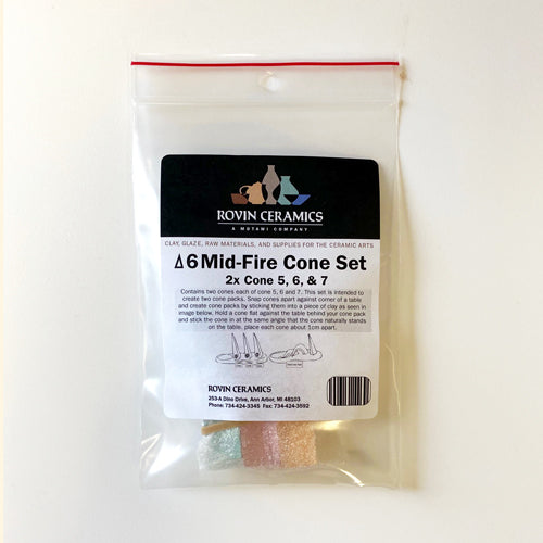 Mid-Fire Cone Set
