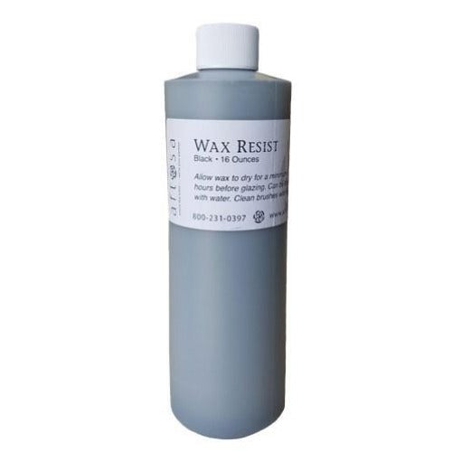 Aftosa Black Wax Resist Pint