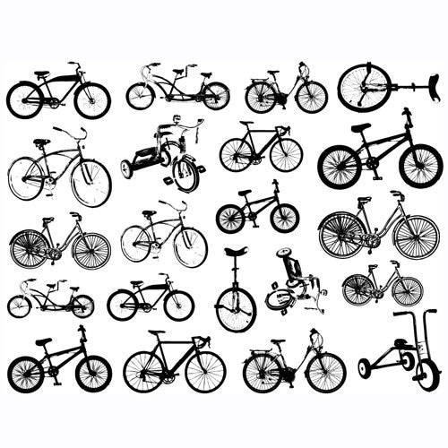 Decal Bikes