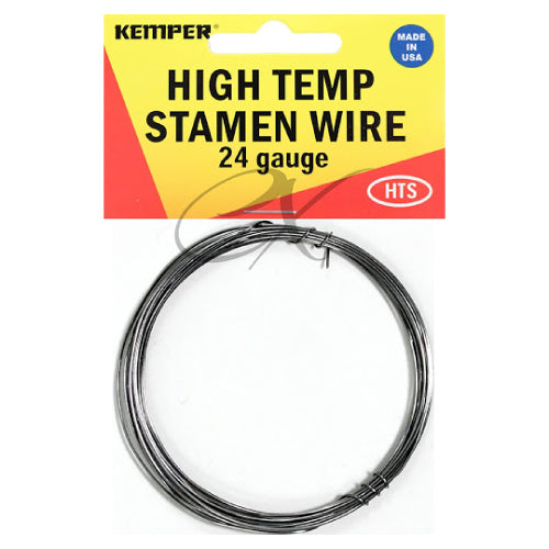 HTS High-Temp Stamen Wire, 24 gauge
