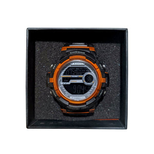EIGER MANASLU WATCH - ORANGE