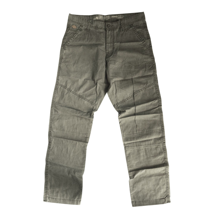 EIGER JOURNEY LONG PANTS - OLIVE - Otdor.com