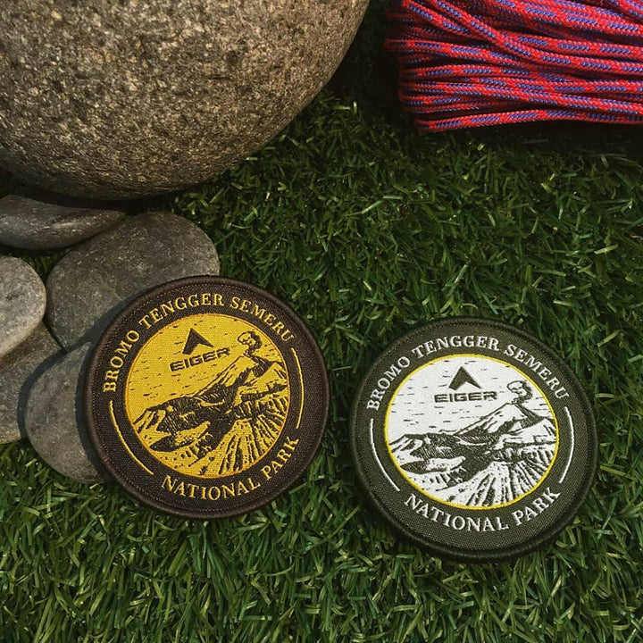 EIGER BTS NATIONAL PARK PATCH - Otdor.com