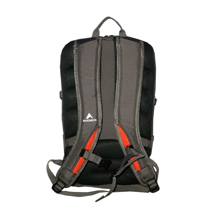 EIGER DAILY BACKPACK - ORANGE - Otdor.com