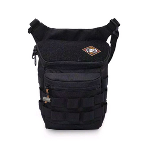 EIGER DISPATCH LEGPACK 89 - BLACK - Otdor.com