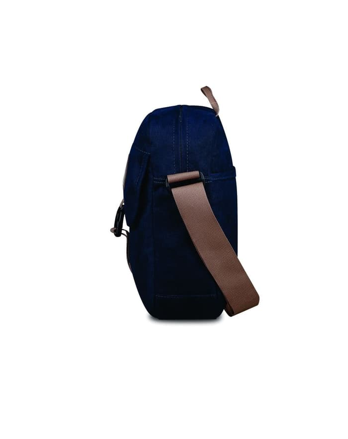 EIGER T.S.CANVAS 7-SHOULDER 1989 - NAVY - Otdor.com