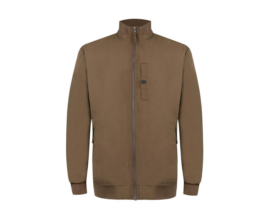 EIGER X-PAVON JACKET - BROWN