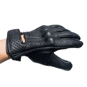 EIGER PHAETON 1.1 RIDING GLOVES - BLACK - Otdor.com