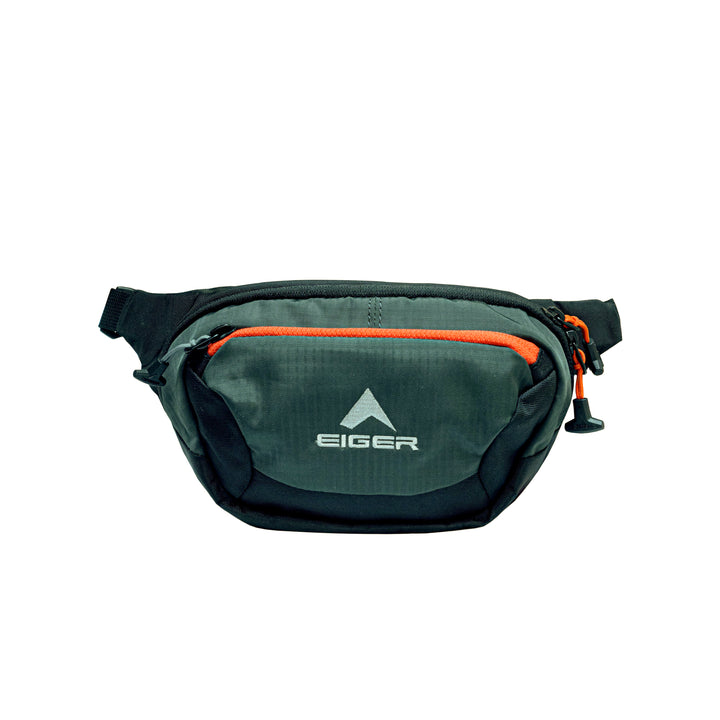 EIGER WAIST BAG MEDIUM - GREY