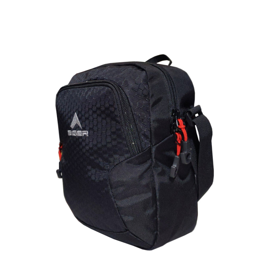 EIGER TRAVEL POUCH REGULER - BLACK - Otdor.com