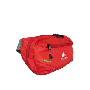 EIGER WAIST BAG BASIC RATTLER - RED - Otdor.com