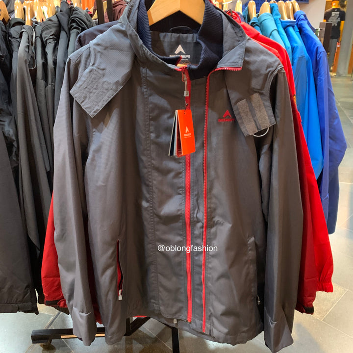 Eiger Triple Jacket Mens - Navy - Otdor.com