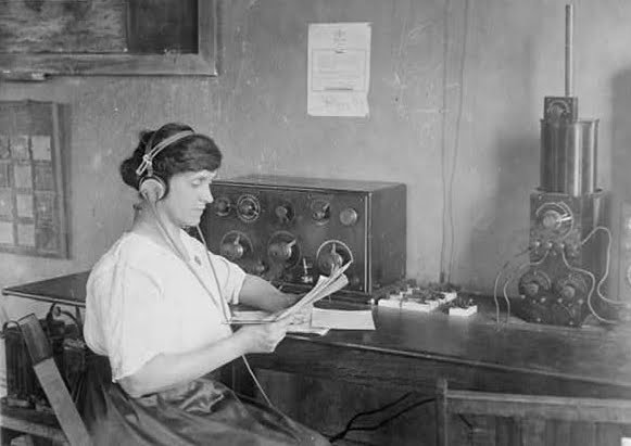 Radio Nerd Spotlight | First U.S. Woman to Run a Radio School.