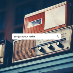 songs about radio