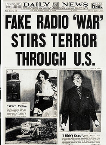 The radio nerd war of the worlds