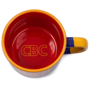 CBC Retro Logo Mug - The Radio Nerd