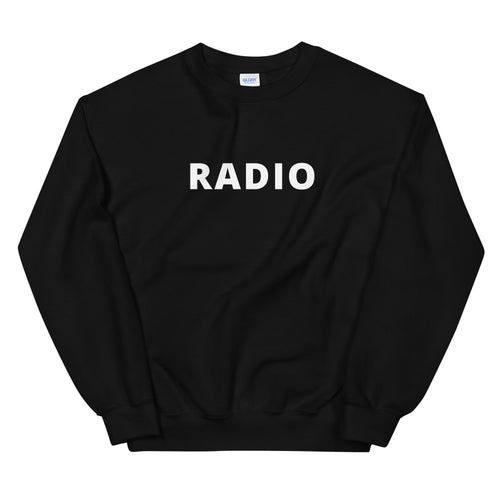 The Radio Nerd | Radio Sweatshirt - The Radio Nerd