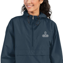 Load image into Gallery viewer, The Radio Nerd | On Air Champion Packable Jacket - The Radio Nerd