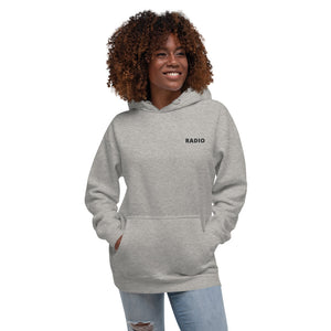 Cozy Radio Hoodie - The Radio Nerd