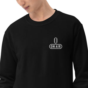 The Radio Nerd | On Air Sweater - The Radio Nerd