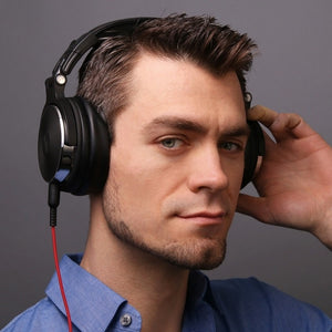 Pro Studio Headphones - The Radio Nerd