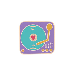 The Radio Nerd | Vintage Audio Pins - The Radio Nerd
