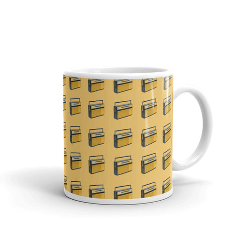 The Radio Nerd | Good Vibes Radio Mug - The Radio Nerd