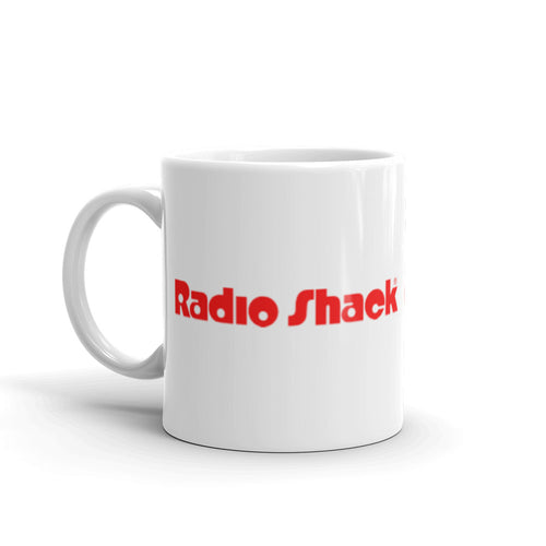 Radio Shack Mug - The Radio Nerd
